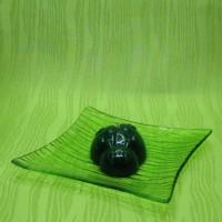 Svíčka - beruška zelená