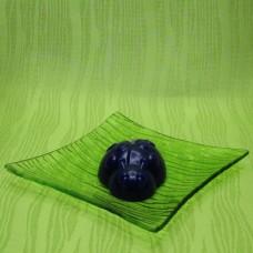Svíčka - beruška modrá