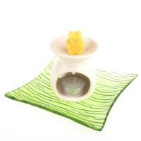 Aromavosky - mini vosky medvídci žlutí