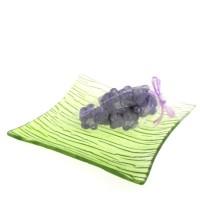 Aromavosky - mini vosky medvídci fialoví