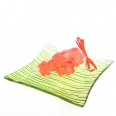 Aromavosky - mini vosky medvídci oranžoví