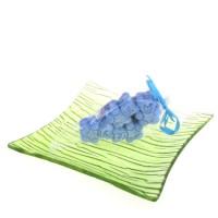 Aromavosky - mini vosky medvídci modří