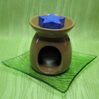 Dárková krabička (aromavosk) - hvězdička modrá
