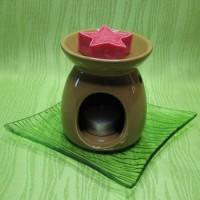 Dárková krabička (aromavosk) - hvězdička červená