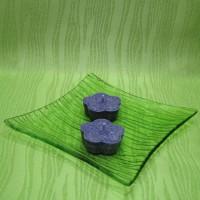 Svíčky - kytičky fialové