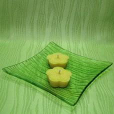 Svíčky - kytičky žluté