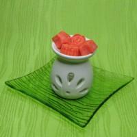 Aromavosky - mini vosky oranžové
