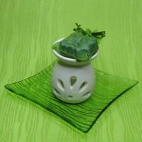 Aromavosky - mini vosky zelené
