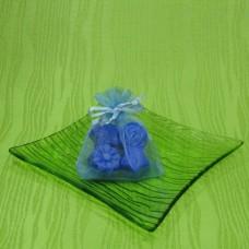 Aromavosky - mini vosky modré