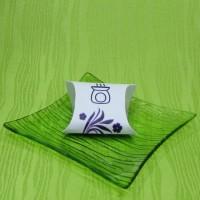 Dárková krabička (aromavosk) - motýlek fialový