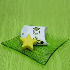 Dárková krabička (aromavosk) - hvězdička žlutá