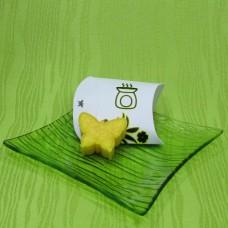 Dárková krabička (aromavosk) - motýlek žlutý