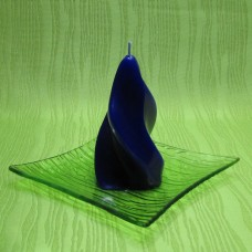 Svíčka - plamen modrý