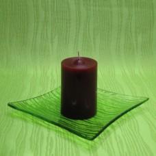 Svíčka - válec červený