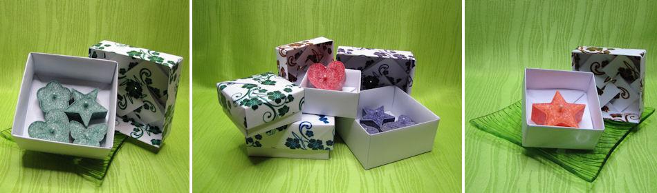 Ruční výroba a prodej dárků a dekorací
